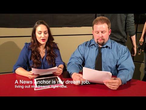 JULIES WORLD: Living Out My Dream Job