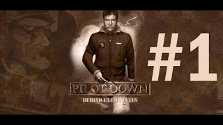 """Pilot Down: Behind Enemy Lines #1 """"Крушение"""""""