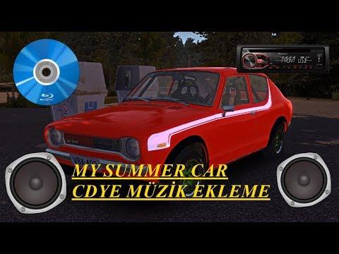My Summer Car CD'ye Şarkı Yükleme TÜRKÇE!!