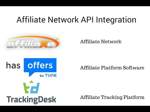 affiliaxe TrackingDesk integration