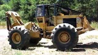 Cat 518 Log Skidder * 55U447