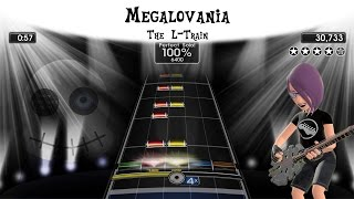 "[Ashie] Phase Shift ~ ""Megalovania"" - The L-Train ~ Expert Guitar FC"