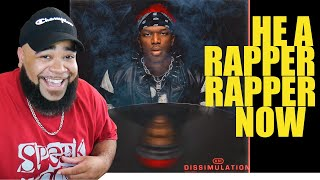 He Main Stream Now - KSI - Dissimulation ( Full Album Review  )