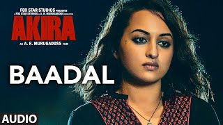 "T-Series presents Bollywood Movie ""Akira"" Full Audio Song ""BAADAL""...."
