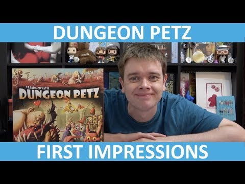 Dungeon Petz | First Impressions | Slickerdrips