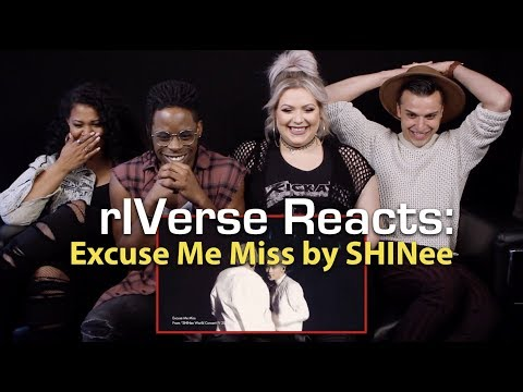 rIVerse Reacts: Excuse Me Miss by SHINee -  Performance Reaction