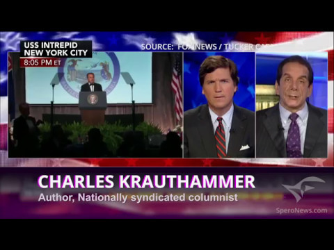 Charles Krauthammer: US destined for single-payer healthcare