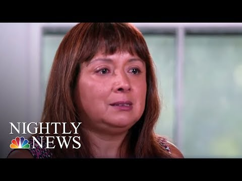 Kansas Grandmother Deported For Voter Fraud Leaves U.S. In Tears | NBC Nightly News