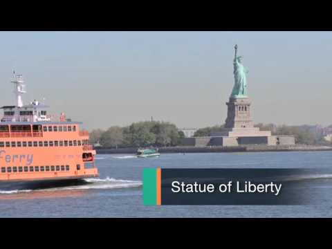 America's Greatest Landmarks USA Travel Attractions