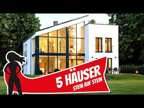 TOP 5: Massivhäuser