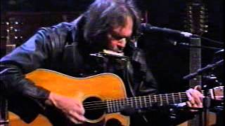 The old laughing lady_Neil young Unplugged