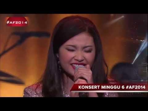 Konsert Minggu 6 AF2014 - Nina