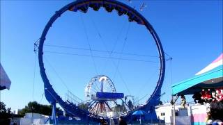 Ring Of Fire ride. California State Fair 2011. Cal Expo