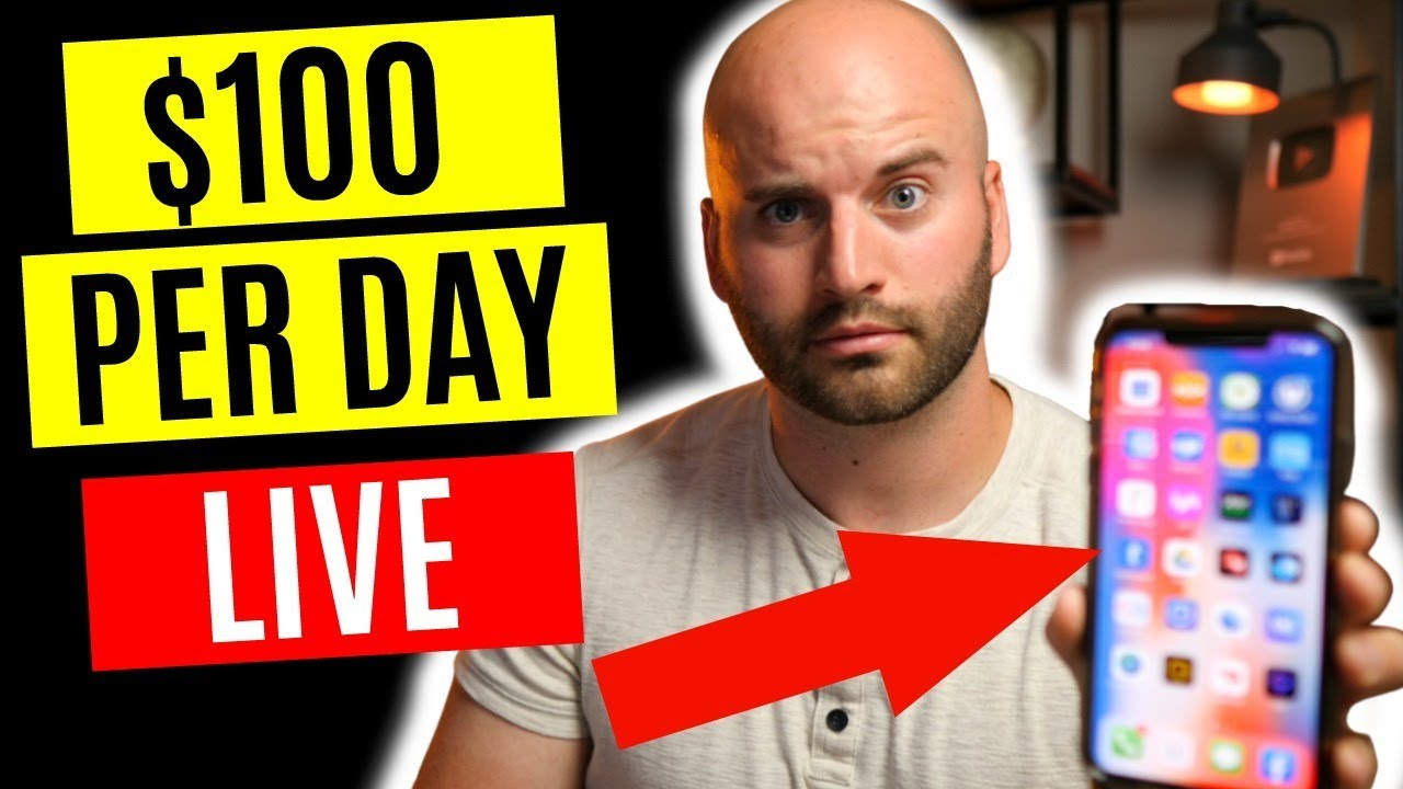 Make $100 Per Day LIVE! Ask Me Anything! - Make Money Online