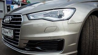 AUDI A6 RESTYLING TEST DRIVE