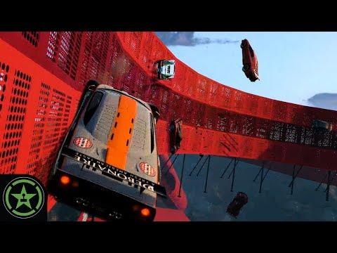 Charging the Wall - Let's Play - GTA V