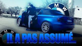 IL A PAS ASSUMÉ L'ACCELERATION DE MA BMW ..