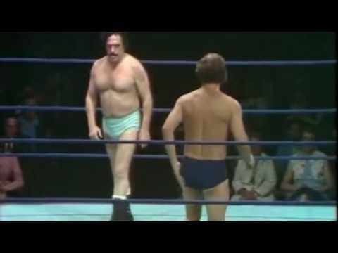 Steve Logan vs Bert Royal
