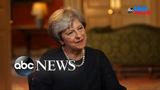 British Prime Minister speaks out about London terror attack