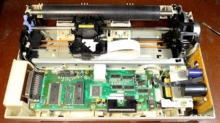 Матричник Epson LQ-100: обзор (Epson LQ-100 review)