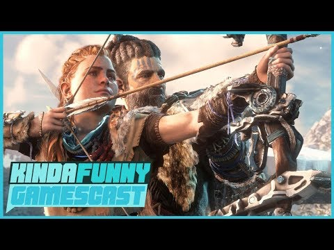 Game of the Year So Far with Anthony Gallegos - Kinda Funny Gamescast Ep. 127