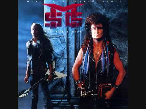 McAuley Schenker Group (MSG) Here Today - Gone Tomorrow