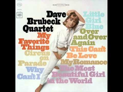 Dave Brubeck Quartet - My Romance