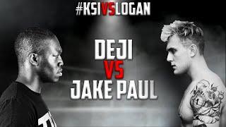 Download Deji VS. Jake Paul  - FULL FIGHT #KSIvsLogan Mp3 and Videos