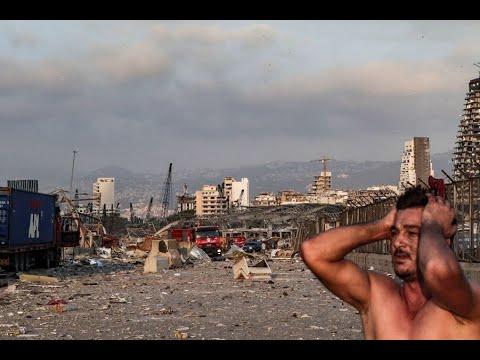 Líbano: explosões em Beirute. Card. Rai (patriarca maronita ...