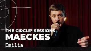Maeckes - Emilia (Live)   The Circle° Sessions