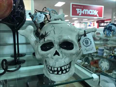 Home Goods Store Halloween Section Halloween Shopping Doovi