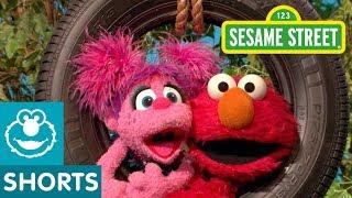 Sesame Street: Elmo and Abby's Tire Swing