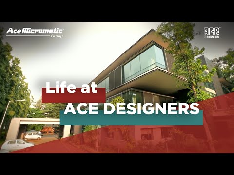 Ace Designers Recruitment film 2015