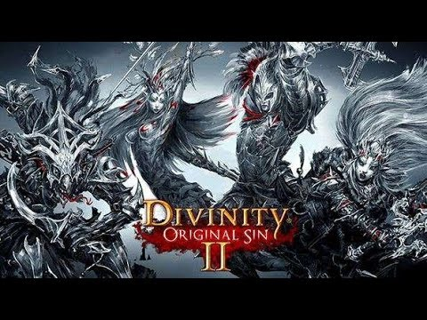 Divinity: Original Sin 2 Co-op Early Access W/ CrazyAsian - Tarquin And The Hammer's Pets