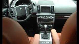 Тест драйв Land Rover Freelander 2.0 2012