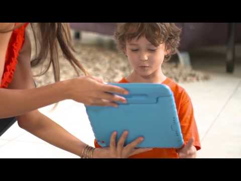 The Best Tablet Protection Available - HDE Shock Proof Tablet Frame