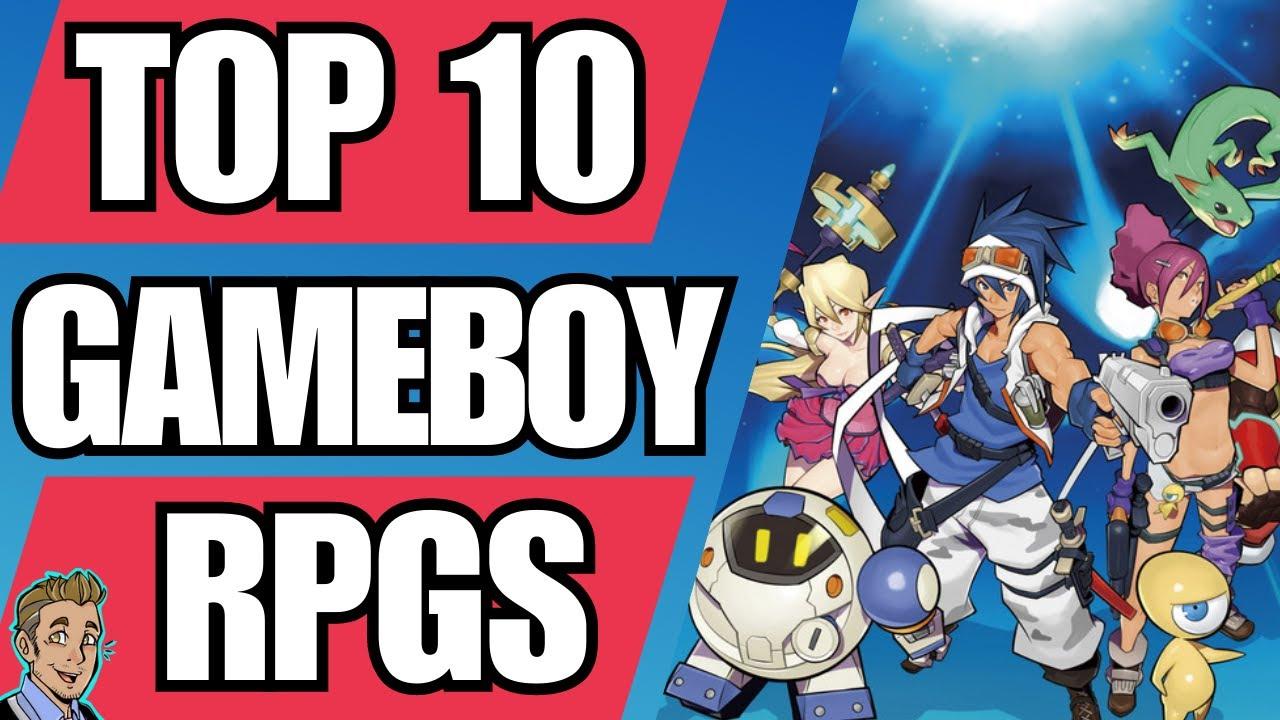 Top 10 Best Gameboy RPGs