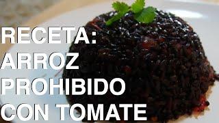 Les comparto mi primera receta de comida fácil y saludable. El arroz negro es originario de China y también se conoce como el arroz prohibido, pues en el ...