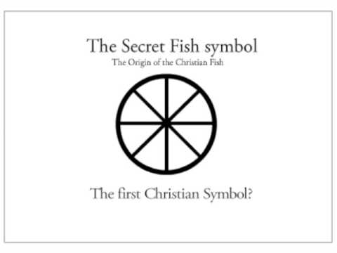 Secret Fish Symbol Of Jesus Christ In The World Today Youtube