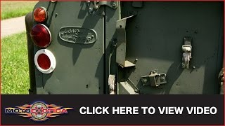 1968 Land Rover Series IIA 109 For Sale