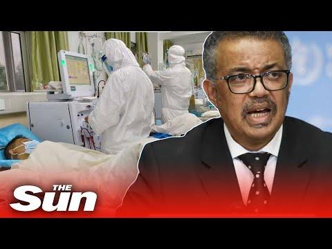 Coronavirus Covid-19 'could Kill 45 Million' And 'poses A Bigger Threat Than Terrorism'