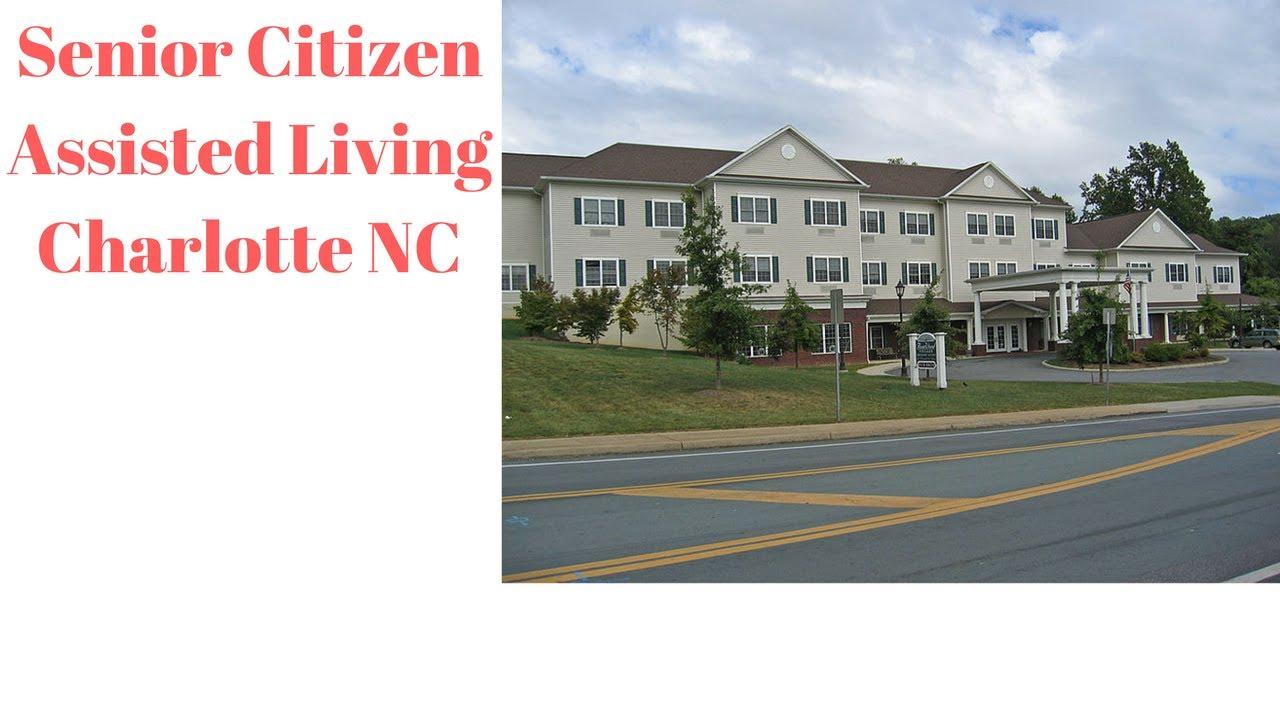 Senior Citizen Assisted Living Charlotte NC