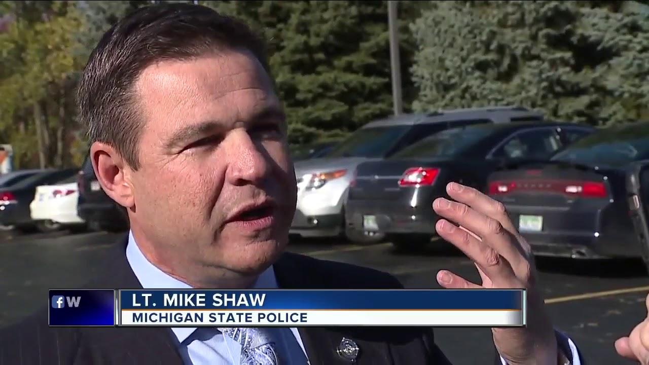 Michigan State Police to begin roadside drug testing pilot program Nov  8