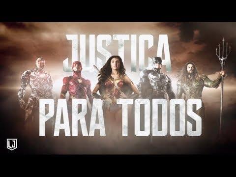 Liga da Justiça - A Liga (leg) [HD]