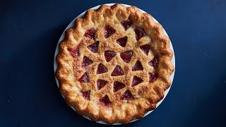 Berry Apple-Butter Pie | NYT Cooking