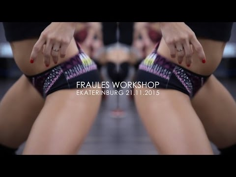 Fraules Workshop | Ekaterinburg | 21.11.2015