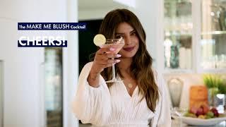 Priyanka Chopra Jonas will 'Make You Blush' with this signature BON V!V cocktail