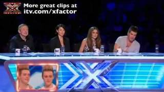 X Factor Results Show Olly Murs And Jedward X Factor 2009 Full Version
