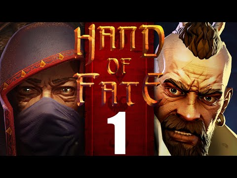 Hand of Fate Stream - Part 1 (Release 1.0) - Flip the Table!