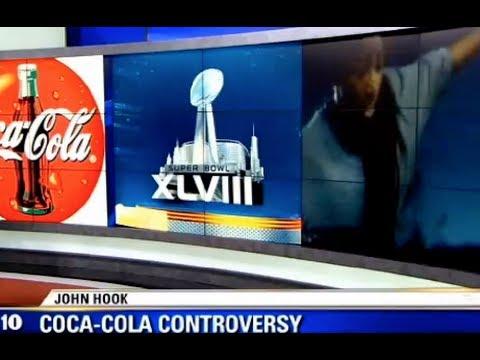 Coca-Cola's Super Bowl Ad Causes RACIAL OUTRAGE Online